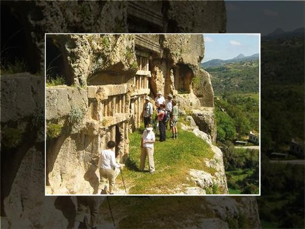 Gulet cruise and walking holiday in Turkey