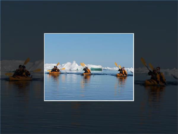 Arctic Spitsbergen cruise, 11 day expedition