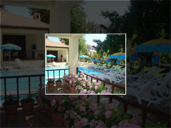 Villa holiday nr Dalaman, Turkey
