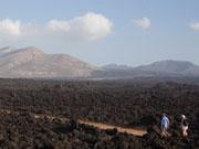 Walking the Ruta del Litoral, Lanzarote. Photo by Nick Haslam