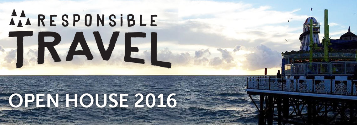 Responsible Travel Open House 2016