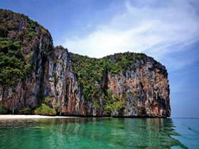 Thailand holiday, Northern Mountains, Southern Beaches