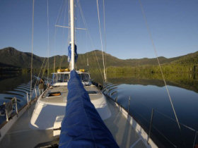 Sailing holiday in British Columbia, Canada