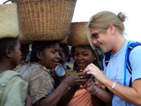 Charity volunteer project in Madagascar