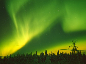 Northern Lights winter holiday, Lapland