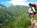 French Alps hiking holiday